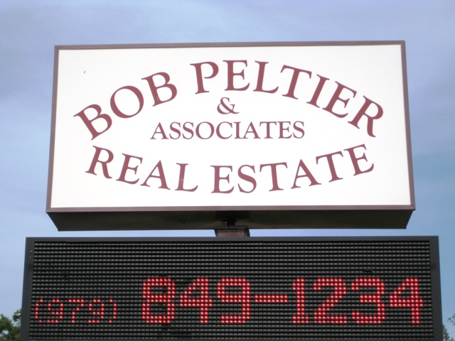 Real Estate for Sale. Peltier Realty, Bob Peltier & Associates real estate office and agents in Angl...